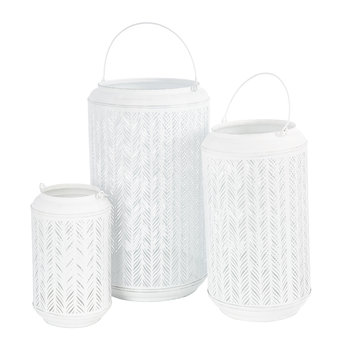 Iron Hurricanes - Set of 3 - White