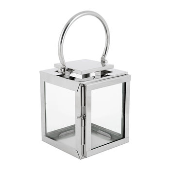 Pipe Handle Steel Lantern