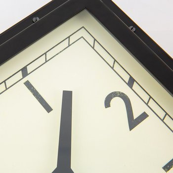 Quad Clock - Black