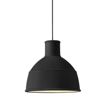 Unfold Pendant Lamp - Black