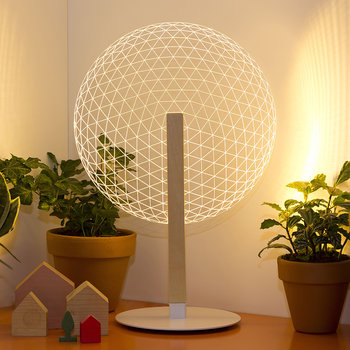 Bloom Dimmable Lamp - by BULBING