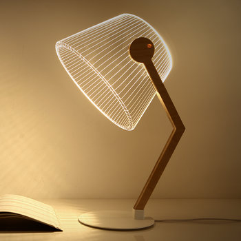 Ziggi Dimmable Lamp - by BULBING