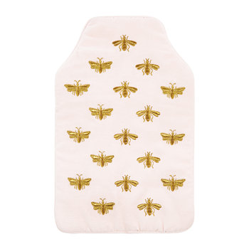 Amara X ES Bee Hot Water Bottle - Rosewater