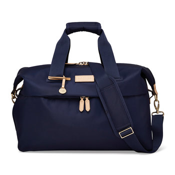 Travel Essentials Holdall - Ink