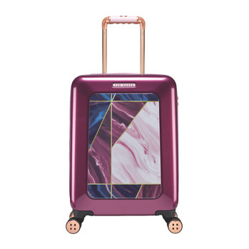 Balmoral Limited Edition Suitcase - Small - Raspberry