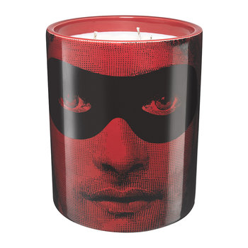 Bougie Parfumée Don Giovanni - Rouge - 900 g
