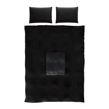 Calvin Duvet Cover - Black
