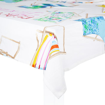 Tropicana Table Cloth
