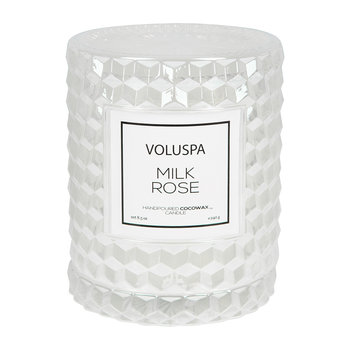Roses Icon Candle - Milk Rose - 240g