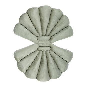Shell Water Repellent Seat Pad - Eucalyptus