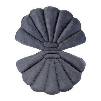 Shell Water Repellent Outdoor Cushion - Graphite