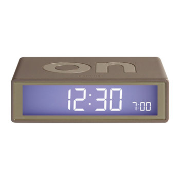 Flip Clock - Rose Gold
