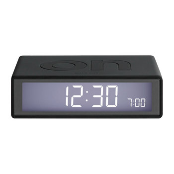 Flip Clock - Dark Gray