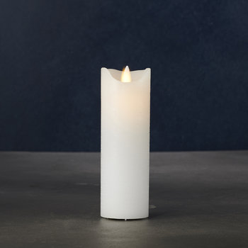 Sara Exclusive Flameless Pillar Candle