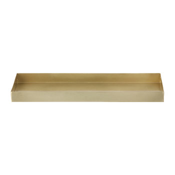 Brass Office Tray