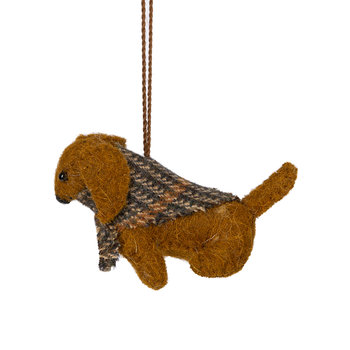 Retriever Tree Decoration