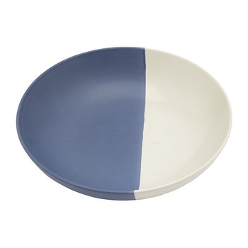 Galley Grade Pasta Bowl - French Navy