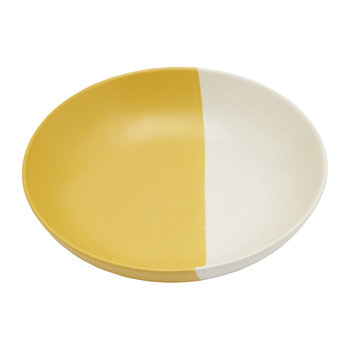 Galley Grade Pasta Bowl - Gold