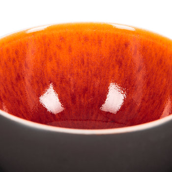 Tourron Bowl - Orange