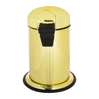 TE30 Pedal Bin - Gold Varnish