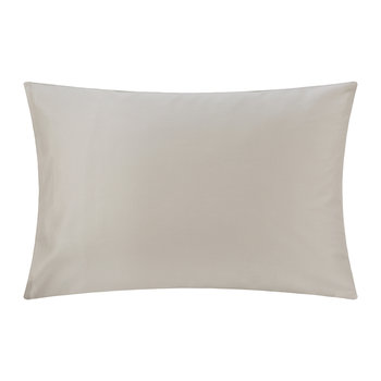 Egyptian Cotton Standard Pillowcase Pair - Taupe