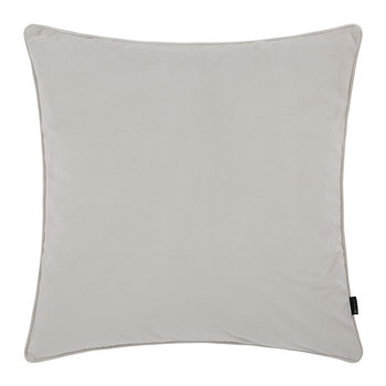 Velvet Pillow - Beige