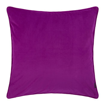 Velvet Pillow - Grape
