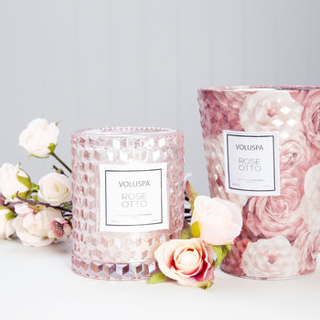 Roses Icon Candle - Rose Otto - 240g
