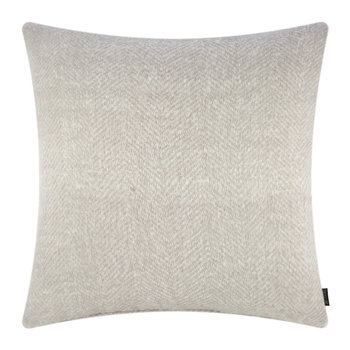 Herringbone Cushion - 60x60cm - Grey