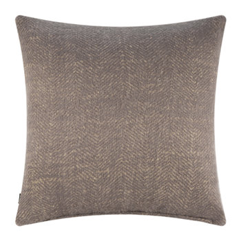 Herringbone Cushion - 60x60cm - Natural