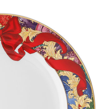 Reflections of Holidays Dinner Plate