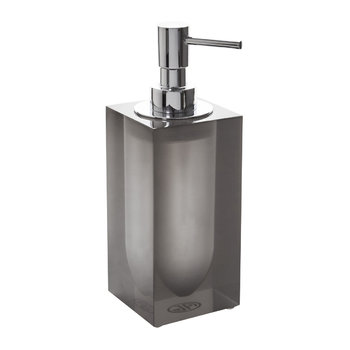 Hollywood Soap Dispenser - Smoke