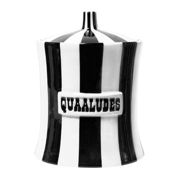 Vice Canister - Quaaludes - Black/White