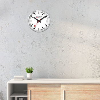 Large Classic Wall Clock