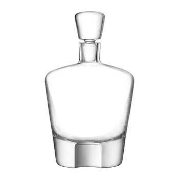 Whiskey Cut Decanter - 0.9L