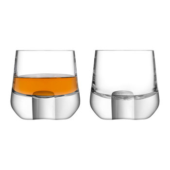 Verre à Whisky Cut - Lot de 2