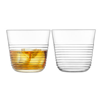 Groove Tumbler - Set of 2