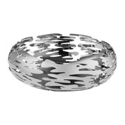 barknest-round-dish-stainless-steel-silver