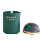 london-candle-paperweight-amber-rose