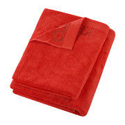serviette-iconique-rouge-drap-de-bain