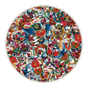 tattoo-round-vinyl-floor-mat-multi