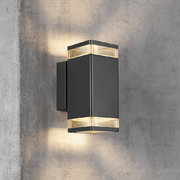 elm-double-outdoor-wall-light-black
