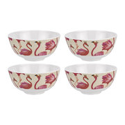 flamingo-collection-melamine-bowl-set-of-4