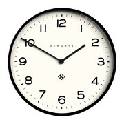 number-one-echo-wall-clock-black