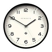 number-three-echo-wall-clock-black