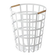 tosca-round-laundry-basket-white