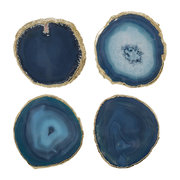agate-coasters-set-of-4-blue