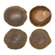 agate-coasters-set-of-4-brown