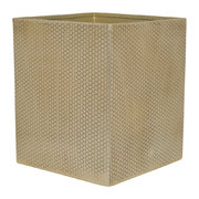 antique-gold-honeycomb-waste-bin