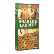 wooden-snakes-and-ladders-game